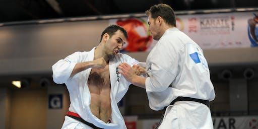 Intro to Full Contact Karate / Kyokushin Karate / Dallas Kyokushin Karate