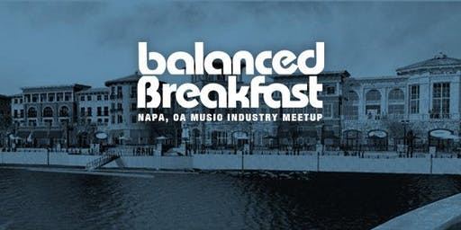 BB:Napa Music Industry Mixer at Jam Cellars Nov 20th