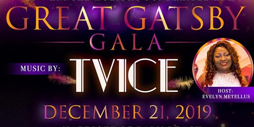 23rd Annual Holiday Fundraiser and Great Gatsby Gala