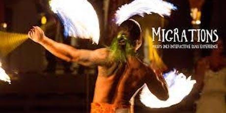 Annual MIGRATIONS Luau at Sugar Beach Events - 12.22.19 tickets