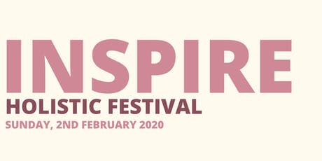 Inspire Holistic Festival tickets