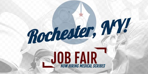 ScribeAmerica Hosts: 2nd Job Fair in Rochester, NY On Saturday, November 16th!
