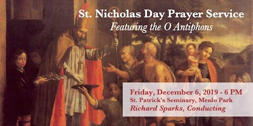 St. Nicholas Day Prayer Service -- the O Antiphons