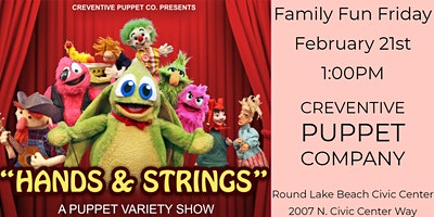 February Family Fun Friday