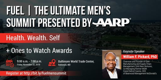 FUEL: The Ultimate Men's Summit