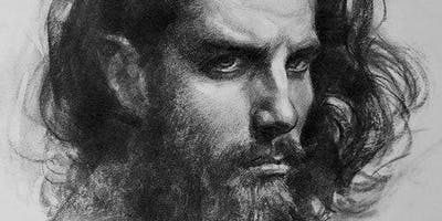 Oliver Sin | Portrait Charcoal Drawing Workshop