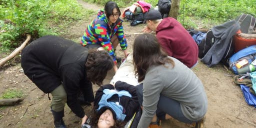 Wilderness First Aid and Wilderness First Responder Course (+CPR) May 2020