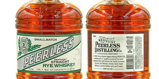 An Evening with Peerless Distillery powered by KBBG