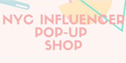 Influencer Fashion + Beauty Pop-up