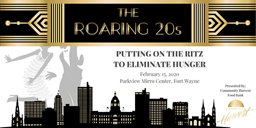 Roaring 20s Annual Gala and Auction to Benefit Hunger Relief