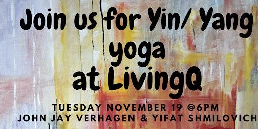 Yin Yang Yoga Class