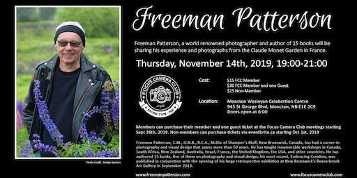 Freeman Patterson