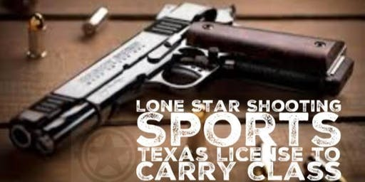 TX License to Carry 2 Day Course