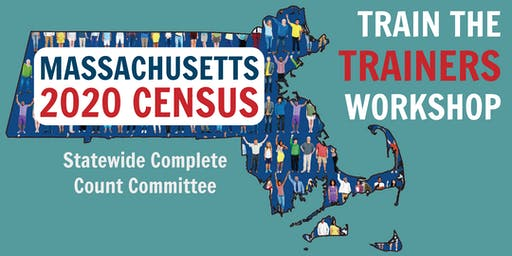Cape Cod 2020 Census Train the Trainers Workshop