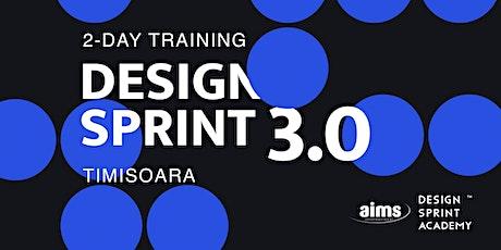Design Sprint 3.0 Workshop - Timisoara tickets