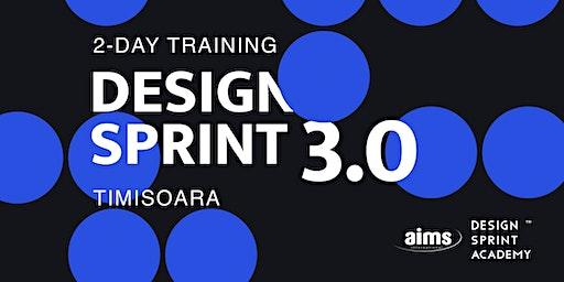 Design Sprint 3.0 Workshop - Timisoara