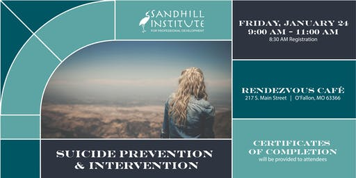 Suicide Prevention & Intervention