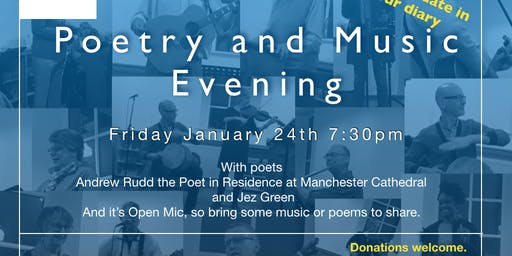 Poetry and Music Evening