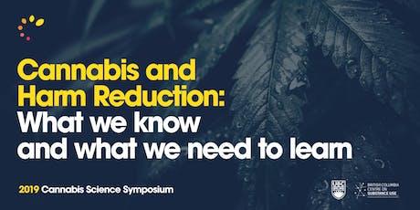 2019 Cannabis Science Symposium tickets