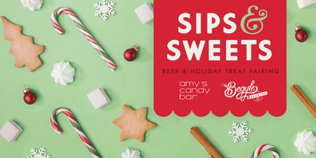 Sips & Sweets - Beer & Holiday Treat Pairing tickets