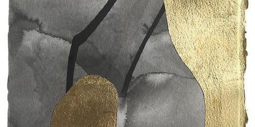 Contemporary Gilding on Paper & Mixed Media Workshop  w/ Solange Roberdeau