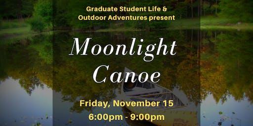GSL & OA Moonlight Canoe