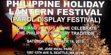 Philippine Holiday Lantern Festival 2019