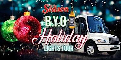 Chicago Holiday Lights BYOB Tour