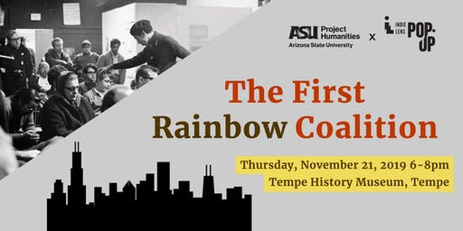 Film Screening: The First Rainbow Coalition