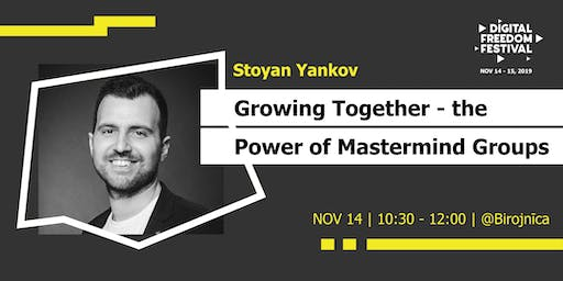 Growing Together - the Power of Mastermind Groups