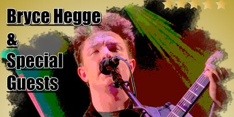 Young Musicians' Night: Bryce Hegge and Special Guests tickets