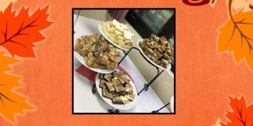 Delectable Creations Tray Bake