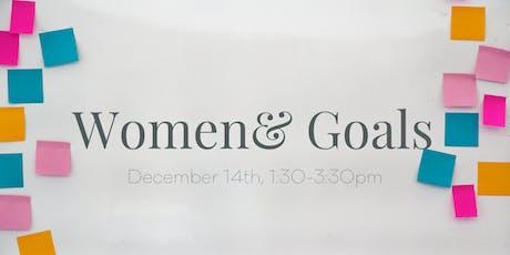 Women& Goals - 2020 edition tickets