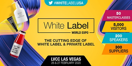 White Label World Expo USA 2020