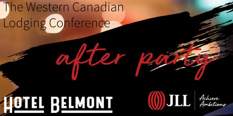 JLL's Client Event at The Western Canadian Lodging Conference tickets