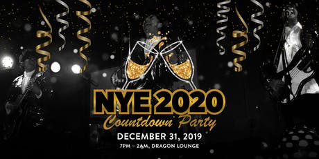 New Year's Eve Countdown Party tickets