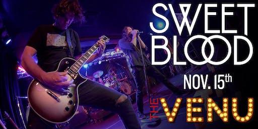 Sweet Blood returns to The Venu