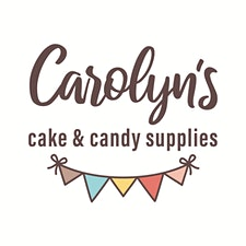 Carolyn's Cake and Candy Supplies logo