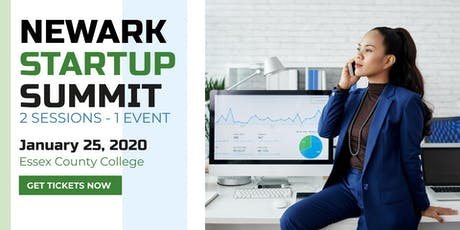 NEWARK STARTUP SUMMIT tickets