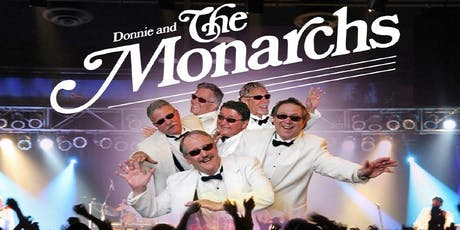 Donnie and The Monarchs - New Year Eve 2020 tickets