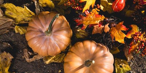 NSI Foodbank - Thanksgiving Prep