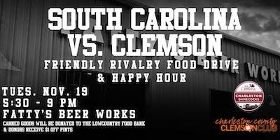 South Carolina vs. Clemson Happy Hour