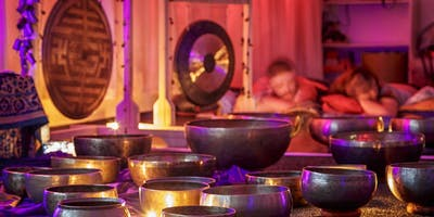 Sound Bath with Energy Healing