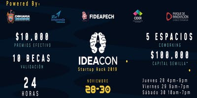 IDEACON STARTUP HACK 2019