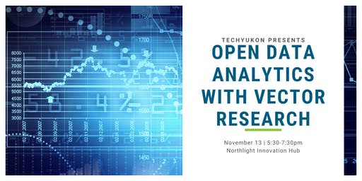 Open Data Analytics with Vector Research