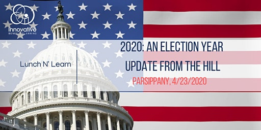 2020 An Election Year Update from the Hill Parsippany 4/23/20