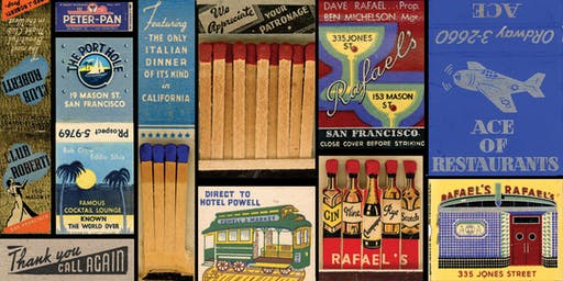 Matchbook Walking Tour: From the Tenderloin to Union Square