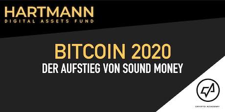 BITCOIN 2020: Bitcoins Aufstieg in der kommenden Rezession - Hamburg Tickets