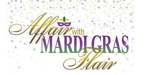 Affair with Mardi Gras Flair