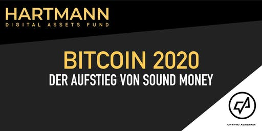 BITCOIN 2020: Bitcoins Aufstieg in der kommenden Rezession - Berlin